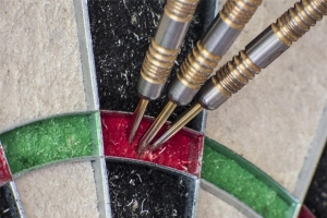 How to practice the dart skills