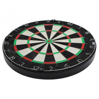 A Blade dartboard - side
