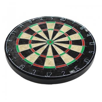 China B grade round wire dartboard side